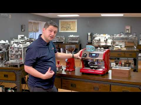 iDrinkCoffee.com Review – La Spaziale Dream T Espresso Machine