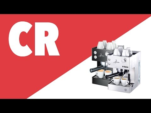 Saeco Aroma Espresso Machine | Crew Review