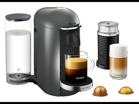 Nespresso Vertuo Plus by Breville – My review