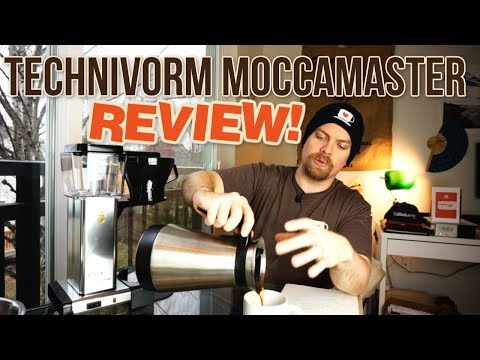 The Technivorm Moccamaster – Simple Great Coffee – a Review
