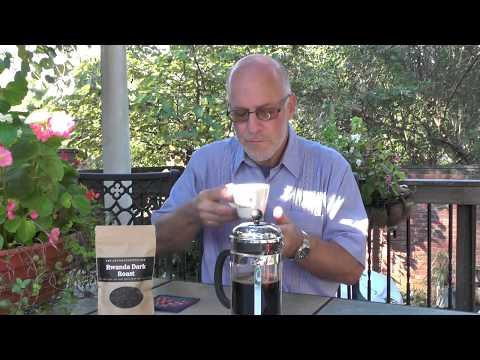 Rwanda Dark Roast – Coffee Review