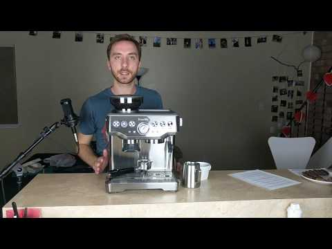 How To Use The Breville Barista Express (BES870XL)