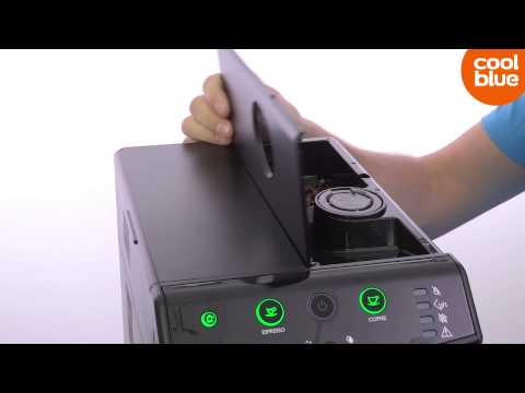 Philips 3000 HD8824/01 Espressomachine Productvideo (NL/BE)
