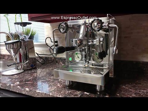 Rocket R58 Espresso Machine Review – Double Boiler – 2017 v3 or v2 Rocket R58 Version