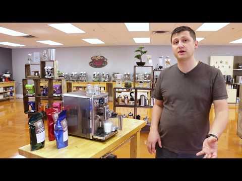 Gaggia Babila Super Automatic Espresso Machine Presentation