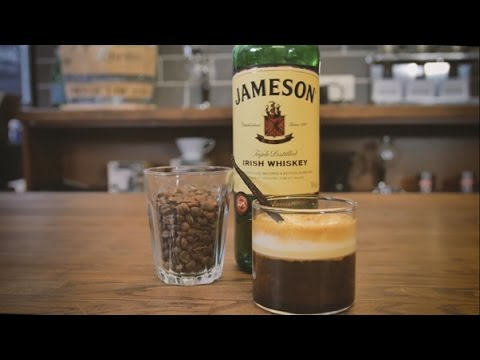 How To Make The Perfect Jameson Irish Coffee
