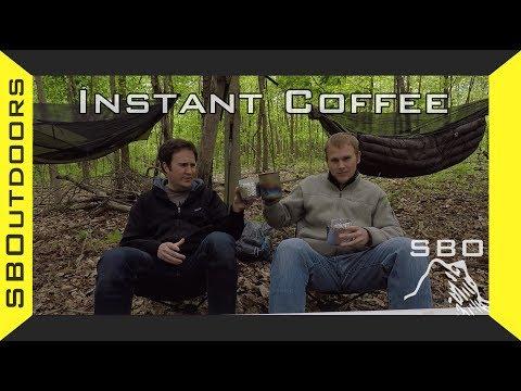 Instant Coffee Varieties + Review
