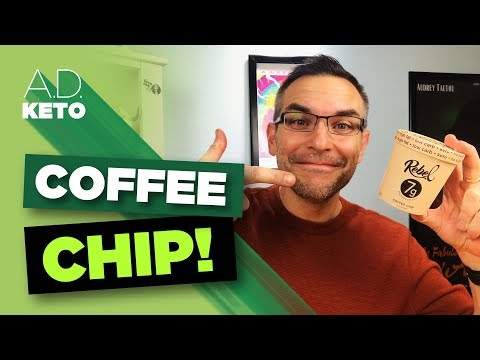 Rebel Creamery – Coffee Chip | Low Carb Ice Cream review
