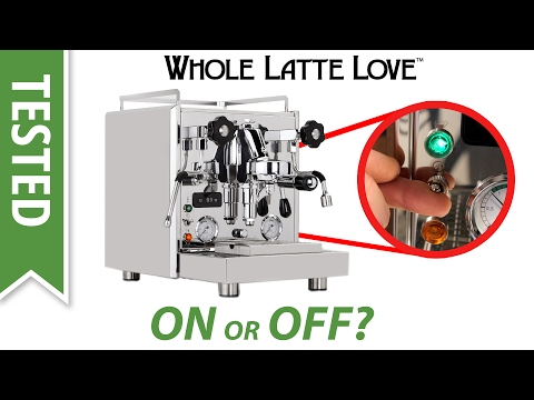 Tested: Espresso Machine – Should I Leave it On?