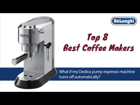 Top 8: Best Coffee Makers 2019