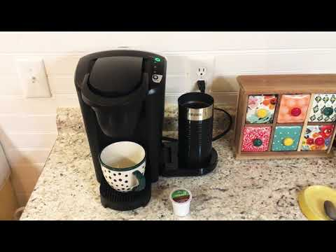 Keurig K Latte test and review