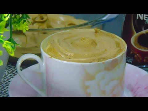 Cappuccino at Home Only 3 Ingredients Cappuccino Coffee Recipe – How to make Coffee