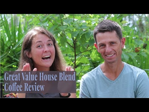 Great Value House Blend Coffee Review
