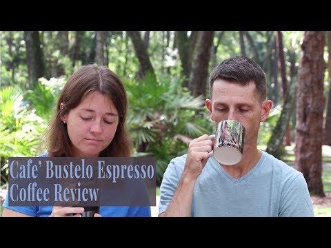 Cafe Bustelo Espresso Coffee Review