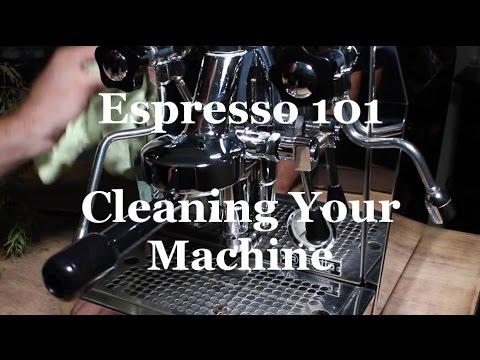 Cleaning Your Espresso Machine – Coffeefusion Espresso 101