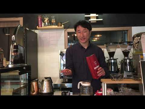 텐트커피 로스팅강의 coffee review : 'colombia natural' by grumble coffee
