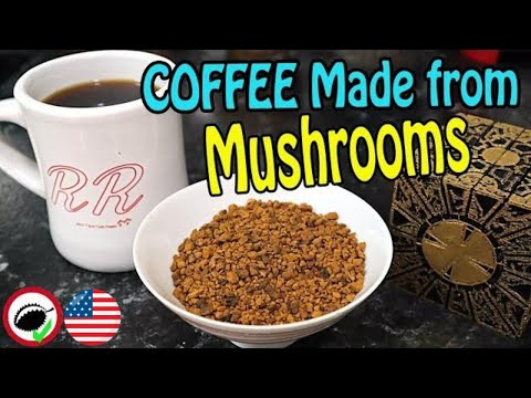 Chaga MUSHROOM Coffee Substitute REVIEW – That's Not Coffee!