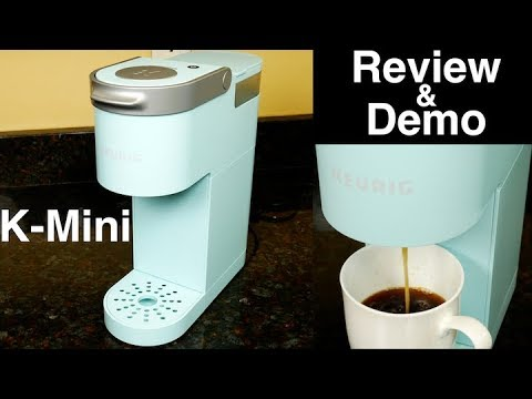 Keurig K-Mini Review and Demo