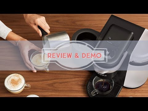 Keurig K-Cafe Review and Demo 2018- Coffee Machine 2018