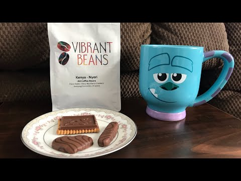 Vibrant Beans – Kenya Coffee Review