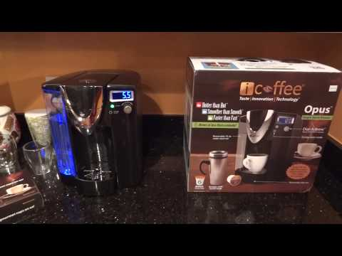 Remington iCoffee Opus Coffee Maker Review