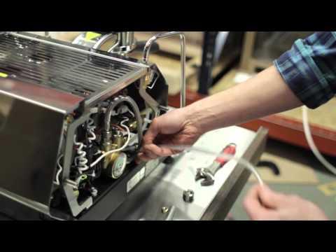 How to Plumb in a GS 3 Espresso Machine