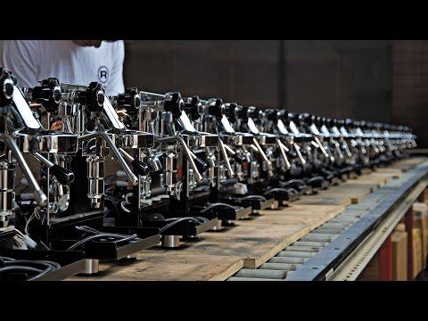Andrew Walks Through Rocket Espresso Machines