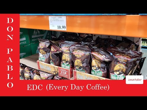 Don Pablo – EDC (Every Day Coffee) Review