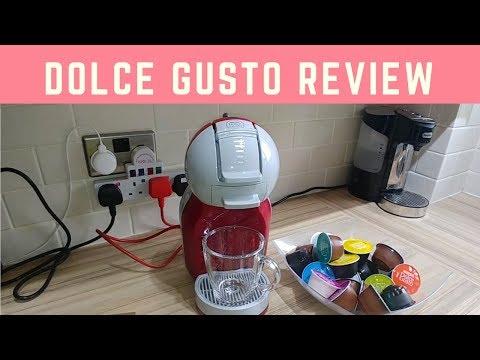 NESCAFE Dolce Gusto Mini Coffee Machine, full review