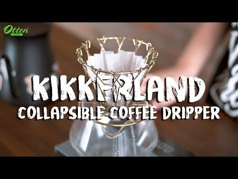 [REVIEW]   Kikkerland Coffee Dripper