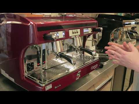 Astoria Gloria and Perla Espresso Machine Comparison