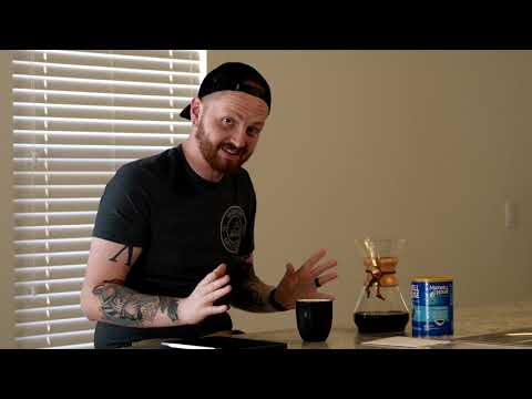 Coffee Review – Maxwell House in the Chemex