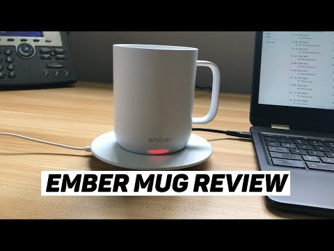 Ember Smart Mug Review: Keep Your Coffee Hot for Hours!