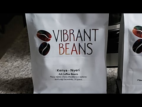Vibrant BEANS Coffee REVIEW