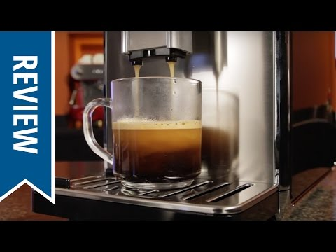 Review: Saeco Gran Baristo Espresso Machine