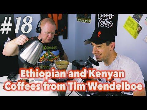 Brew & Review #18 – Ethiopian & Kenyan Coffees from Tim Wendelboe: