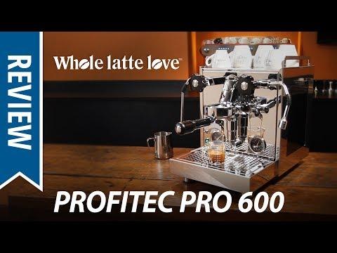 Review: Profitec Pro 600 Dual Boiler PID Espresso Machine