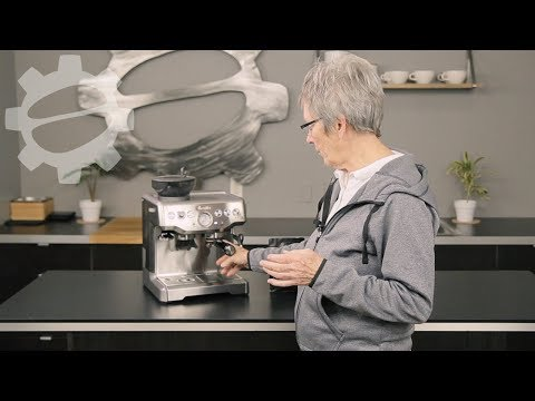 Breville Barista Express Tips and Tricks