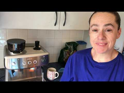 Concierge Member Lisa Reviews the Sunbeam Barista Max Espresso Machine | The Good Guys