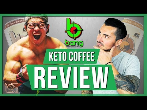 Bang Coffee – Keto Review (OFFICIAL Taste Test 2019!) 