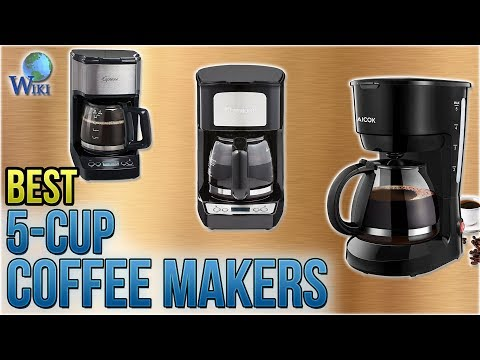 8 Best 5-Cup Coffee Makers 2018