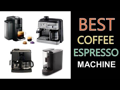Best Coffee Espresso Machine 2019