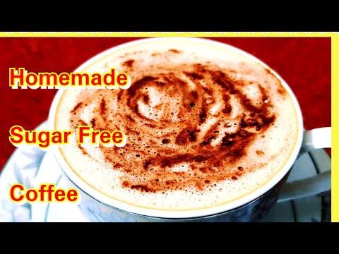 CCD Style CAPPUCCINO |Sugar free COFFEE |झाग वाली कॉफ़ी बिना चीनी मशीन|Make Perfect Coffee No Machie