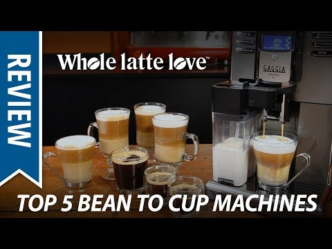 Top 5 Best Automatic Coffee Machines of 2018