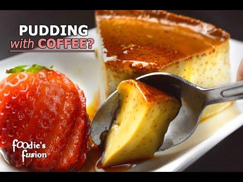 একদম নতুন স্বাদে হয়ে যাক সবার প্রিয় পুডিং ? কফি পুডিং | Caramel Coffee Pudding – Egg Pudding Recipe