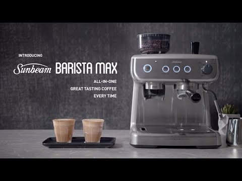 NEW Sunbeam EM5300 Barista Max Espresso Machine