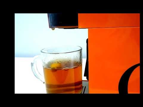 Qeuspresso Coffee Maker Demo