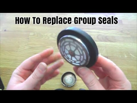 Espresso Machine Servicing: How To Replace Group Head Seals