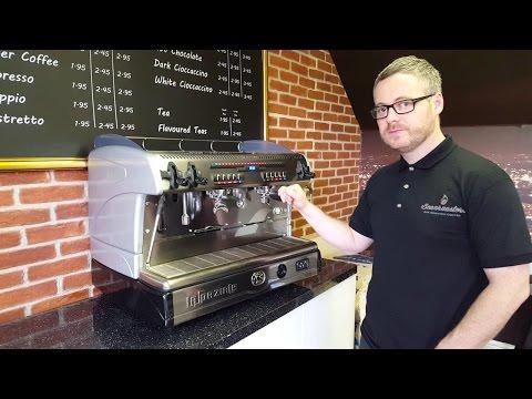 La Spaziale S5 Espresso Machine