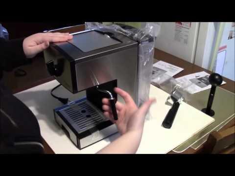 Capresso EC50 Daughter & Father Dynamic Reviews EP1 Espresso Machine